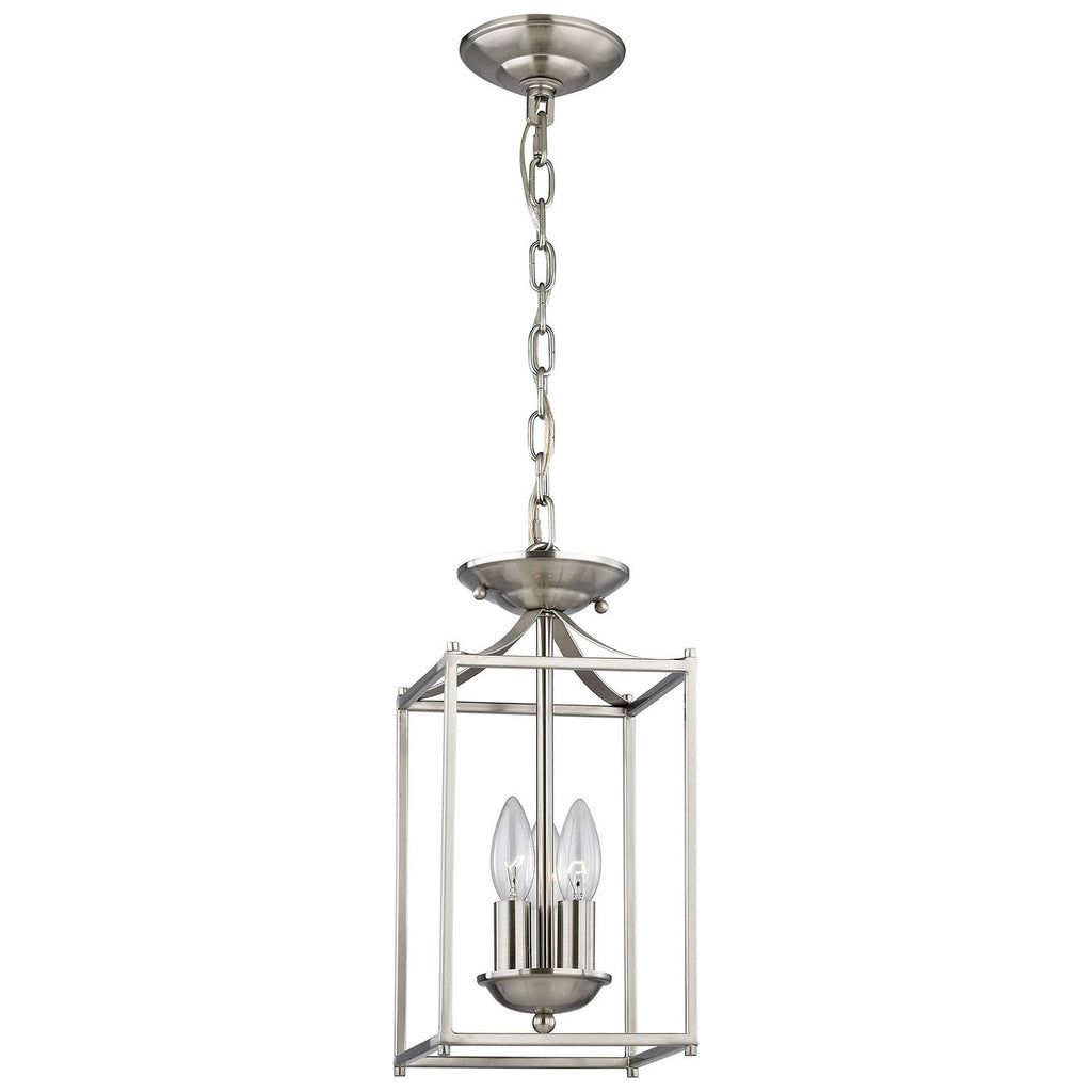 Foyer 3-Light Pendant