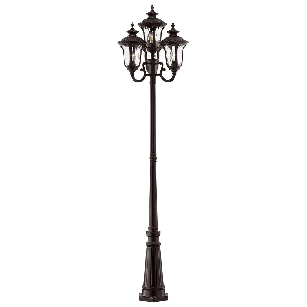 Oxford 4-Light Outdoor 4 Head Post