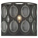 Serai 1-Light Vanity Sconce in Oil Rubbed Bronze