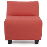 Linen Slub Pod Chair