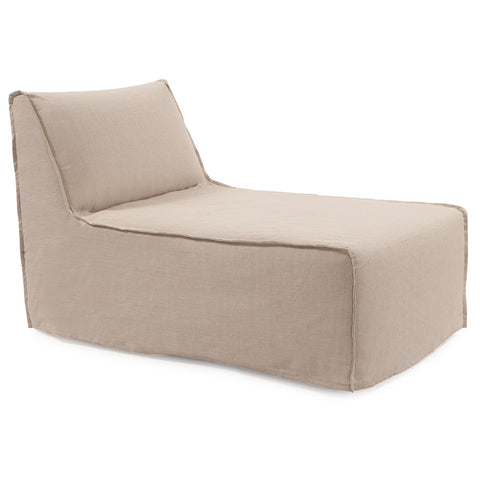 Pod Lounge in Prairie Linen Natural