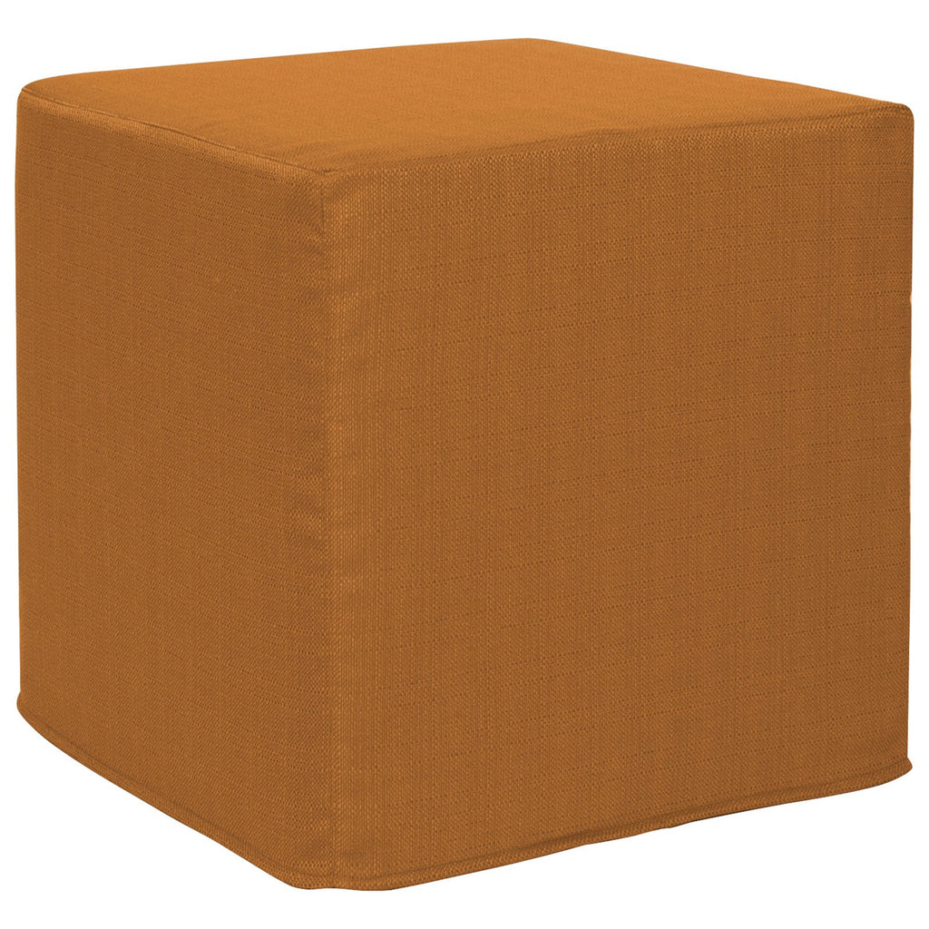 Sterling No Tip Block Ottoman