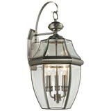 Ashford 3-Light Outdoor Wall Sconce