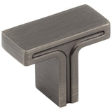 Anwick Rectangle Cabinet Knob