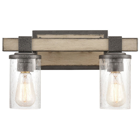 Crenshaw 2-Light Vanity Light