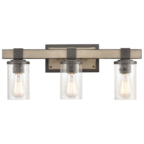 Crenshaw 3-Light Vanity Light