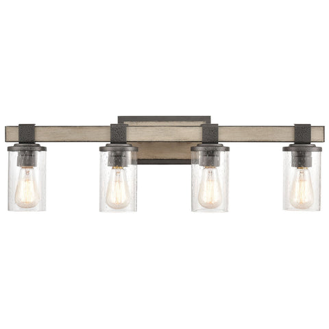 Crenshaw 4-Light Vanity Light