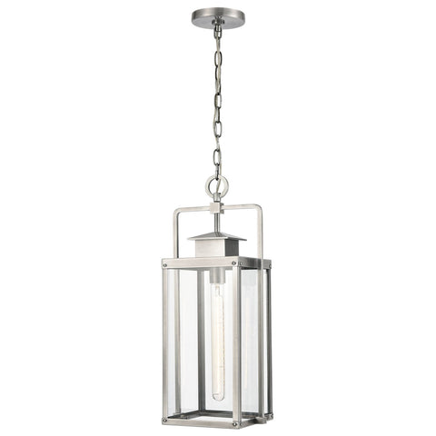 Crested Butte 1-Light Outdoor Pendant