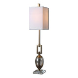Copeland Mercury Glass Buffet Lamp
