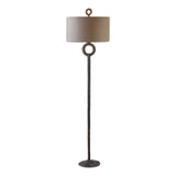 Ferro Cast Iron Floor Lamp