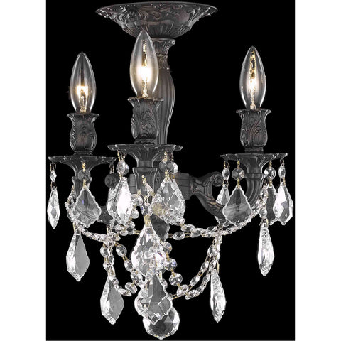 Rosalia 3-Light Flush Mount