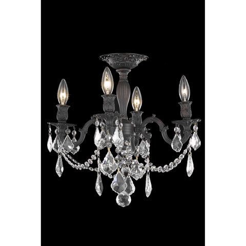 Rosalia 4-Light Flush Mount