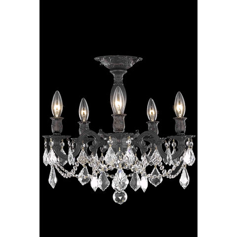 Rosalia 5-Light Flush Mount