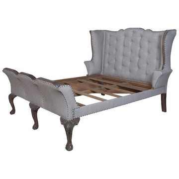 Heritage King Sleigh Bed