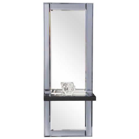 Emerson Modern Mirror and Shelf