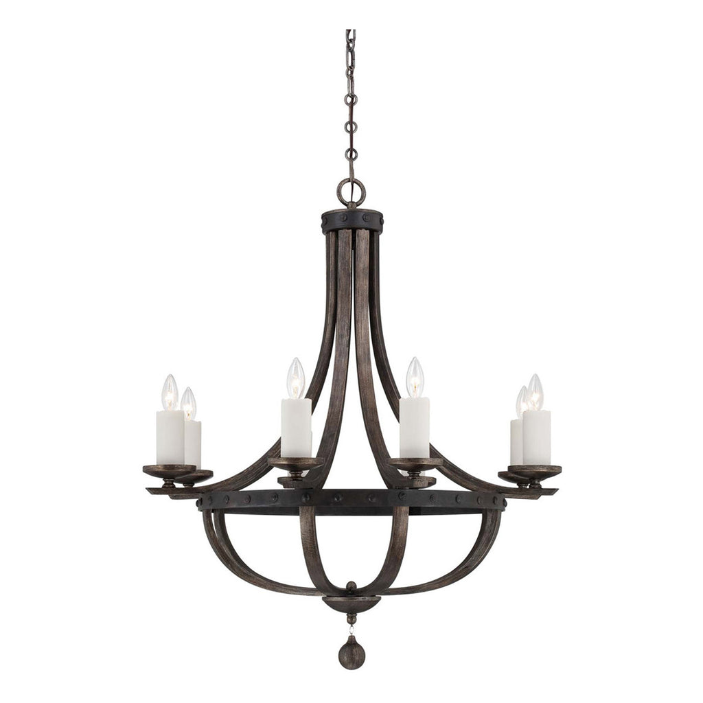 Alsace 8-Light Chandelier