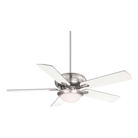 Sierra Madres Satin Nickel Ceiling Fan