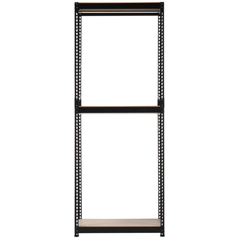 Gavin Metal 3-Shelf Closet Storage Racking Organizer