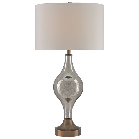 Tara Coffee Bronze Table Lamp