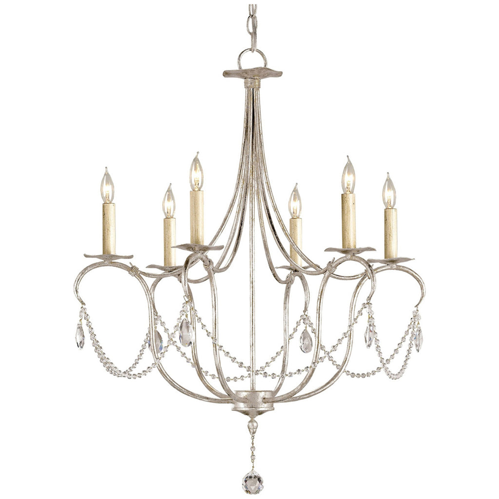 Small Crystal Lights Chandelier