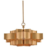 Grand Lotus Pendant and Semi-Flush Mount