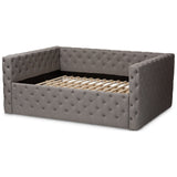 Baxton Studio Anabella Modern and Contemporary Fabric Daybed