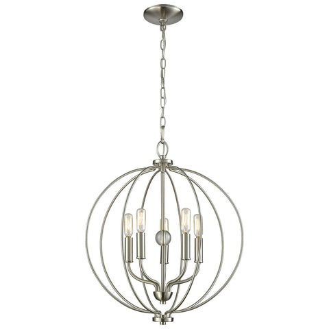 Williamsport 5-Light Chandelier
