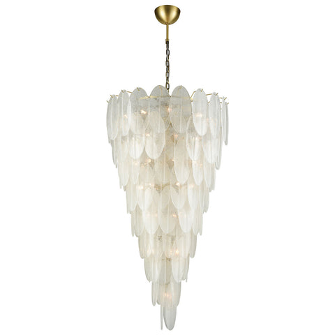 Hush Pendant Light in White