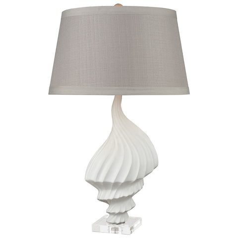 Formentera Table Lamp in White