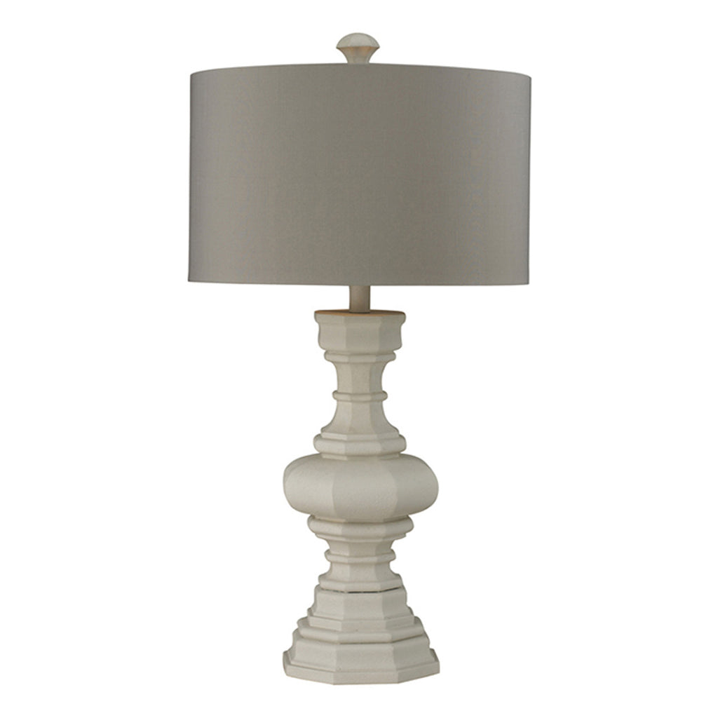 "31"" Parisian Plaster Table Lamp"