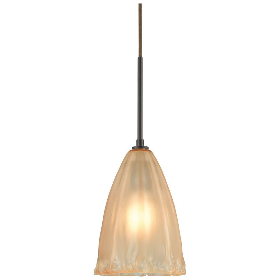 Calipsa 1-Light Pendant with Oil Rubbed Bronze