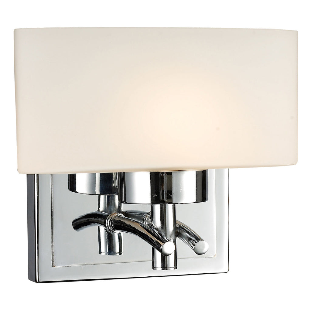 Eastbrook 1-Light Vanity in Polished Chrome