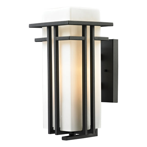 Croftwell 1-Light Outdoor Sconce