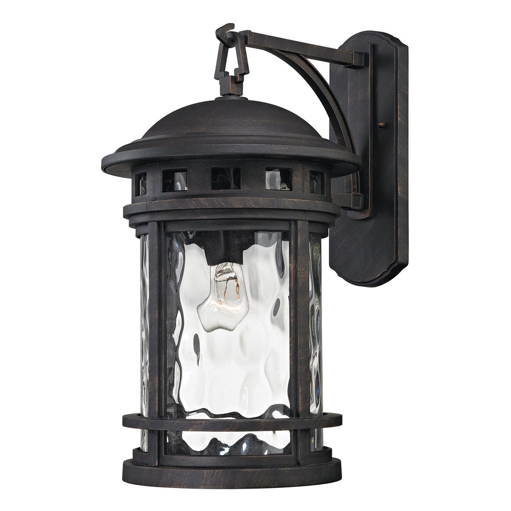 Costa Mesa 1-Light Outdoor Wall Lantern