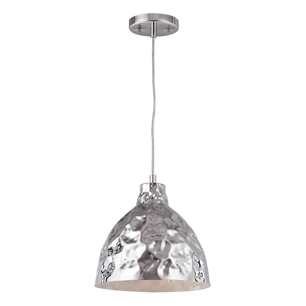 Hammersmith 1-Light Pendant with Polished Chrome
