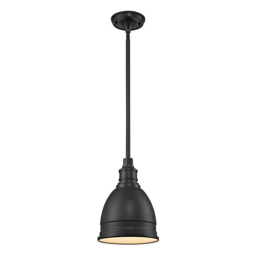 Carolton 1-Light Pendant in Oil Rubbed Bronze