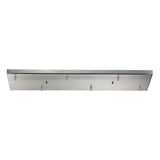 Accessories 6-Light Rectangular Pan