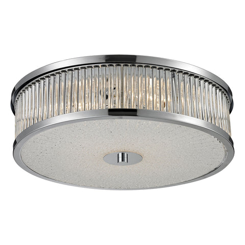 Amersham 4-Light Flush Mount
