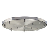Illuminare Accessories 8-Light Round Pan