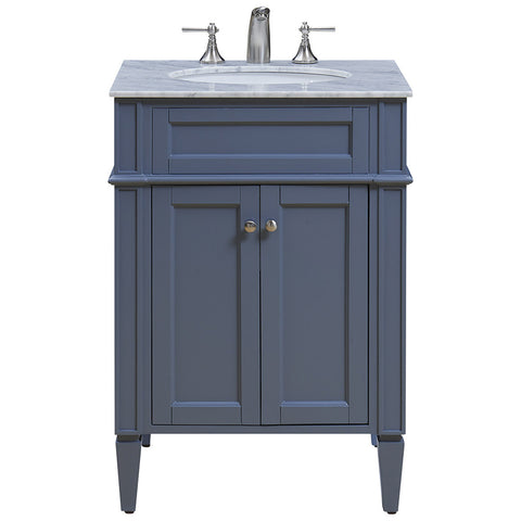 "Park Ave 24"" Single Bathroom Vanity Set"