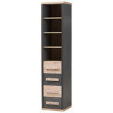 Baxton Studio Pandora 4-Drawer Storage Cabinet