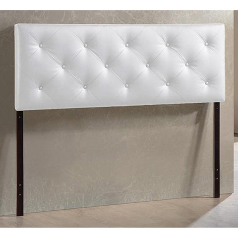 Baxton Studio Bedford White Headboard