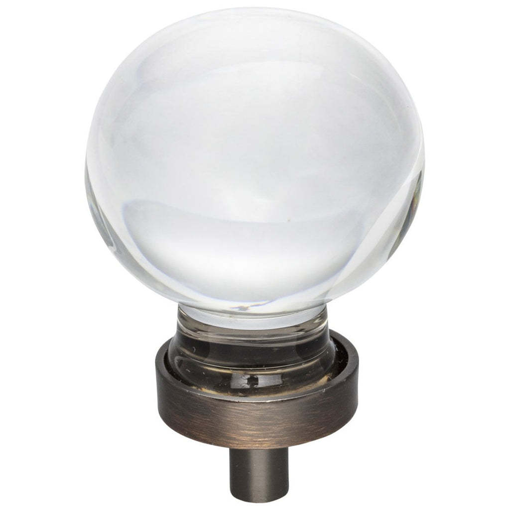 "1-3/8"" Diameter Glass Sphere Cabinet Knob"
