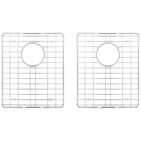 Stainless Steel Grid for HMS250 Sink with 2 Grids
