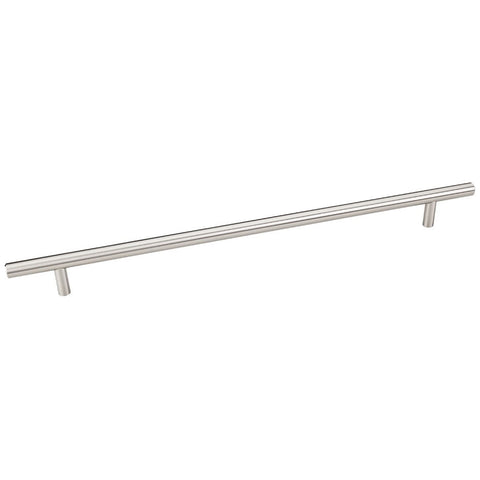 "Naples 19.44"" Overall Length Cabinet Pull in Stainless Steel"
