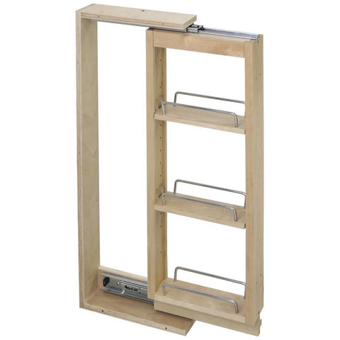 "3"" x 11-1/8"" Wall Cabinet Filler Pullout"