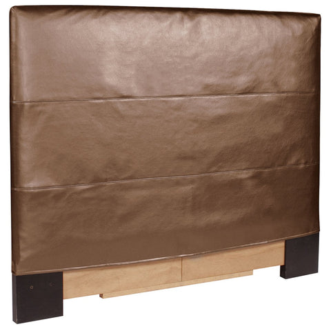 Luxe King Headboard in Bronze