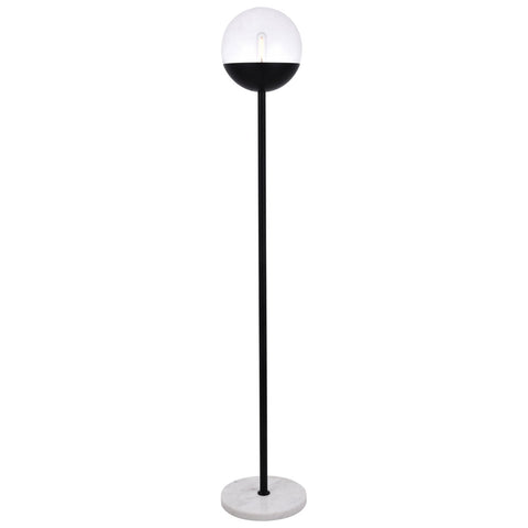 Eclipse 1-Light Floor Lamp