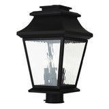 Hathaway 3-Light Outdoor Post-Top Lantern