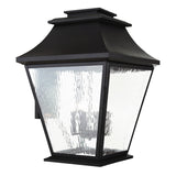 Hathaway 6-Light Outdoor Wall Lantern